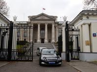 Суд в Варшаве обязал Россию выплатить 2,3 млн долларов за использования дипломатического здания