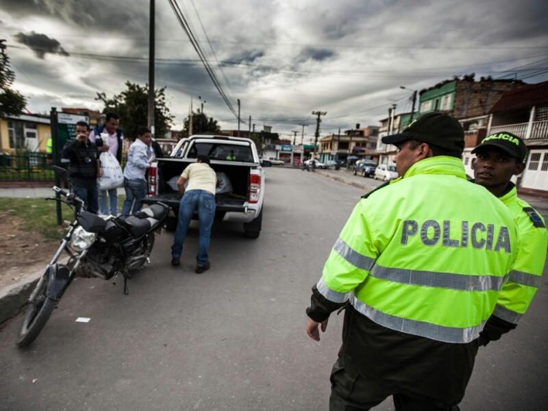 Сотрудник Управления ООН по наркотикам и преступности был похищен в среду в Колумбии