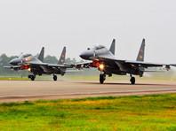 Истребители КНР перехватили самолет США над Восточно-Китайским морем