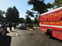 Инцидент произошел накануне, 16 мая, около резиденции турецкого посла в США Сердара Кылыча возле Шеридан-серкл
