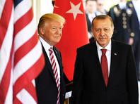 Во время визита Эрдогана в Вашингтоне произошли столкновения между его сторонниками и противниками (ВИДЕО)