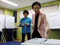 В Южной Корее проходят досрочные президентские выборы