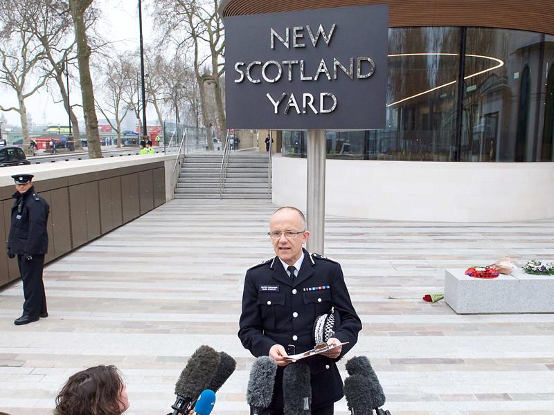 """Глава контртеррористического подразделения британского Скотленд-Ярда Марк Роули заявил, что Британия """"получила новые гарантии"""" от своих американских коллег и теперь """"тесно сотрудничает с ними"""""""