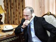 WSJ: телефонный разговор Путина с Трампом не принес прорыва