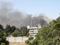 В дипломатическом квартале Кабула раздался мощный взрыв, 90 погибших, более 380 пострадавших