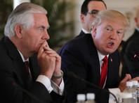 Трамп примет Лаврова в Белом доме после встречи главы МИД РФ с Тиллерсоном
