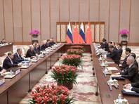"""На форуме  """"Один пояс - один путь"""" в КНР  Путин призвал   отказаться от воинственной риторики и создать  большое евразийское  партнерство"""