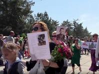 """В Узбекистане все же прошла акция """"Бессмертный полк"""""""