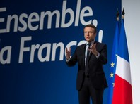 Французские правоохранительные органы открыли дело по факту хакерских атак на штаб кандидата в президенты Франции Эмманюэля Макрона
