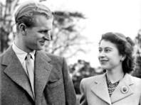 Принц Филипп и Елизавета II, ноябрь 1947 года