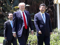 Китай попросил у США 100 дней для оказания давления на КНДР, утверждает пресса