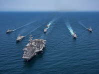 Развертывание американских сил для эффективного удара по КНДР практически завершено