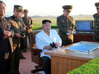 Запущенная с территории КНДР баллистическая ракета упала в экономической зоне Японии