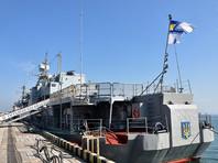 """Самый большой корабль Украины """"Гетман Сагайдачный"""" сломался сразу после ремонта"""