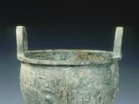 В Китае служба доставки разбила бронзовый котел стоимостью 1 млн долларов, изготовленный 3 тысячи лет назад