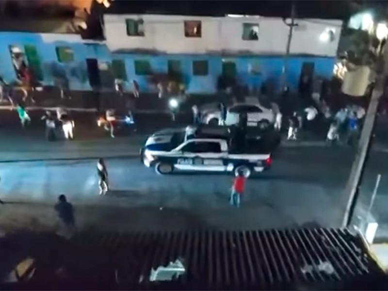 В Мексике избили российского блогера, публиковавшего обидные для местных видео