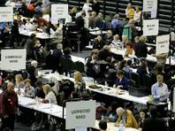 Правящие консерваторы лидируют на местных выборах в Великобритании