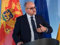 """Глава МИД Черногории заявил о """"серьезном вмешательстве"""" России во внутренние дела страны"""