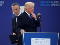 О новой инициативе американских парламентариев стало известно на фоне сообщений из Брюсселя, где 25 мая проходит первый для президента США Дональда Трампа саммит НАТО