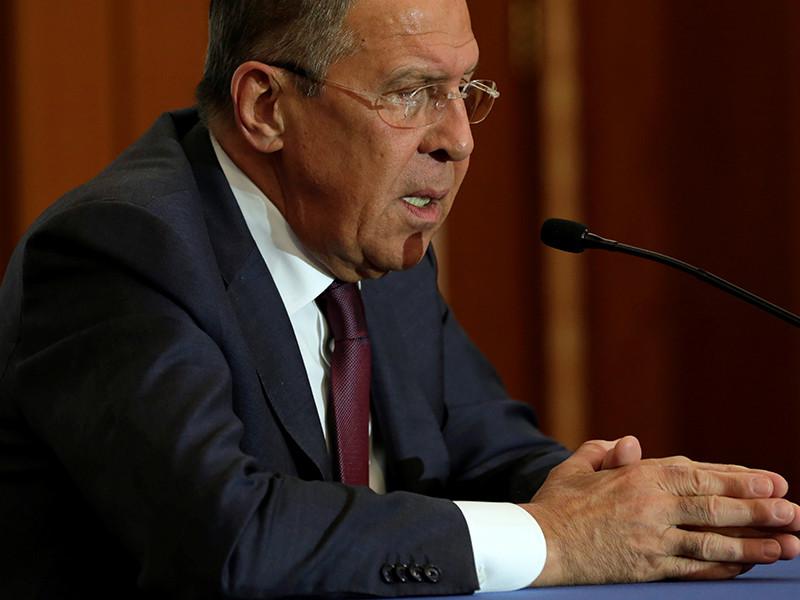 Лавров заявил о планах расширить режим деэскалации на всю территорию Сирии