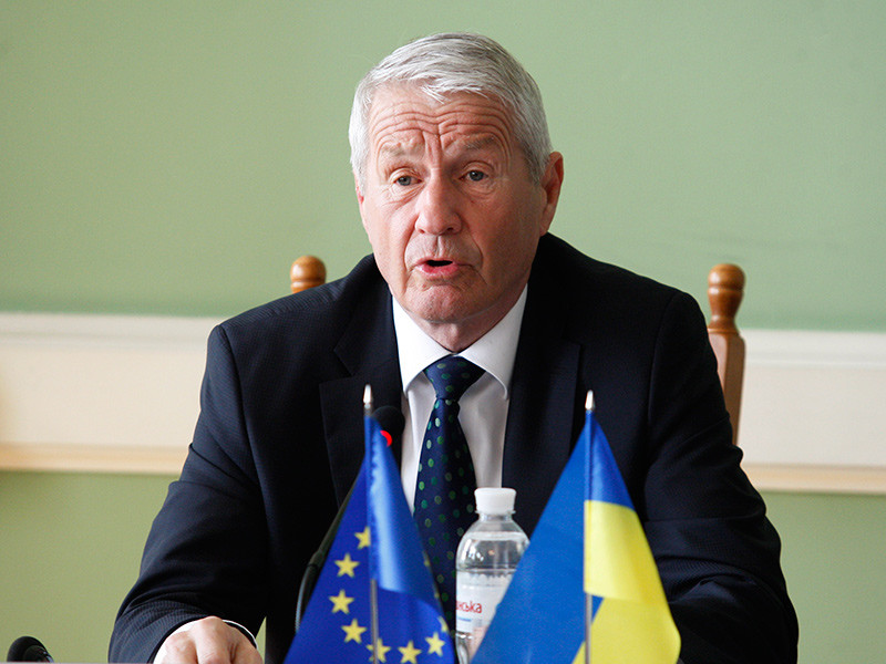 Генеральный секретарь Совета Европы (СЕ) Турбьерн Ягланд выразил обеспокоенность указом президента Украины