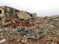 Пентагон признал факт авиаудара по мечети в Сирии