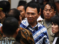 Губернатора Джакарты приговорили к двум годам лишения свободы за богохульство