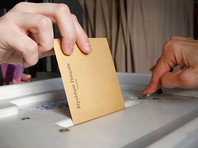 Во Франции началось голосование во втором туре президентских выборов