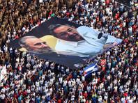 В 1959 году на Кубе одержала победу революция во главе с Фиделем Кастро, что положило конец проамериканскому режиму диктатора Фульхенсио Батисты