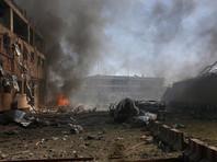 Полиция затрудняется назвать цель террористов - бомба взорвалась рядом с несколькими важными зданиями и офисами