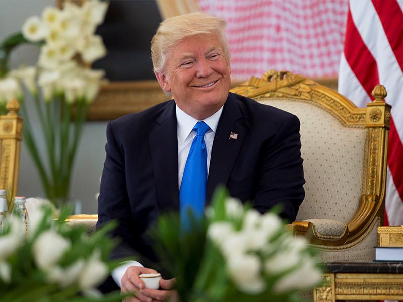 Трамп заключил крупнейшую оружейную сделку в истории США: Эр-Рияд покупает на 110 млрд долларов
