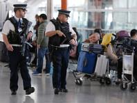 В лондонском аэропорту Хитроу задержали подозреваемого в подготовке терактов