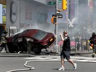 """Водитель, который наехал на пешеходов на Таймс-сквер в Нью-Йорке, заявил полицейским, что в момент инцидента """"слышал голоса"""" и """"ждал смерти"""""""