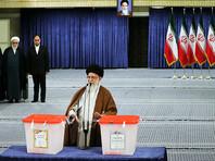 В Иране началось голосование на выборах президента страны