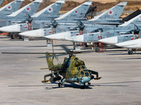 Российские ВКС прекратили вылеты в зонах деэскалации в Сирии