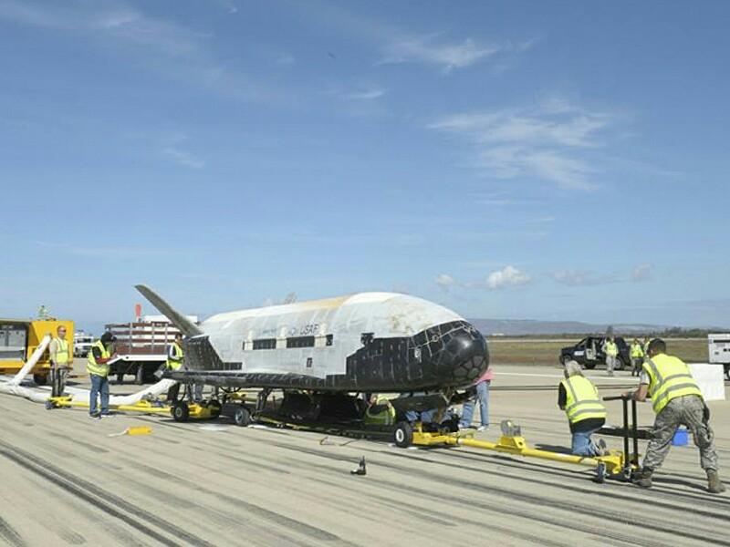 В США завершилась миссия самого секретного космического аппарата из тех, о которых сообщают публике