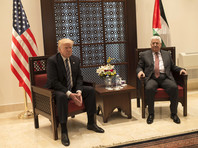 Махмуд Аббас заверил Дональда Трампа в своей готовности немедленно начать мирные переговоры с Израилем