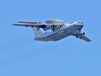 В сирийской Латакии заметили российский самолет дальнего радиолокационного обнаружения