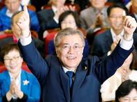 Экзит-поллы: на выборах президента в Южной Корее лидирует кандидат от Демократической партии