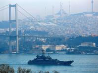 Турецкая разведка узнала о готовящемся ракетном ударе ИГ* по российским кораблям