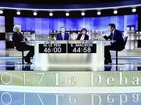 Второй тур президентских выборов во Франции, в котором соперницей Макрона стала Марин Ле Пен, проходит в воскресенье. В субботу днем голосование стартовало на заморских территориях Франции - там Макрон в первом туре уверенно лидировал. Ему прочат победу и во втором туре