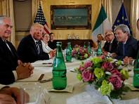 """""""Президент Трамп подтвердил трансатлантическое единство в вопросе о привлечении России к ответственности за ее действия в Крыму и на востоке Украины, и отметил, что важно убедить Россию выполнить свои обязательства согласно Минским договоренностям"""", - заявили в Белом доме"""