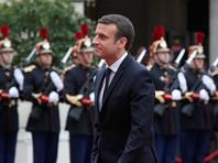 Эмманюэль Макрон официально стал президентом Франции