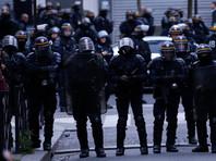 В Париже власти выселили из стихийного лагеря мигрантов более 1600 человек