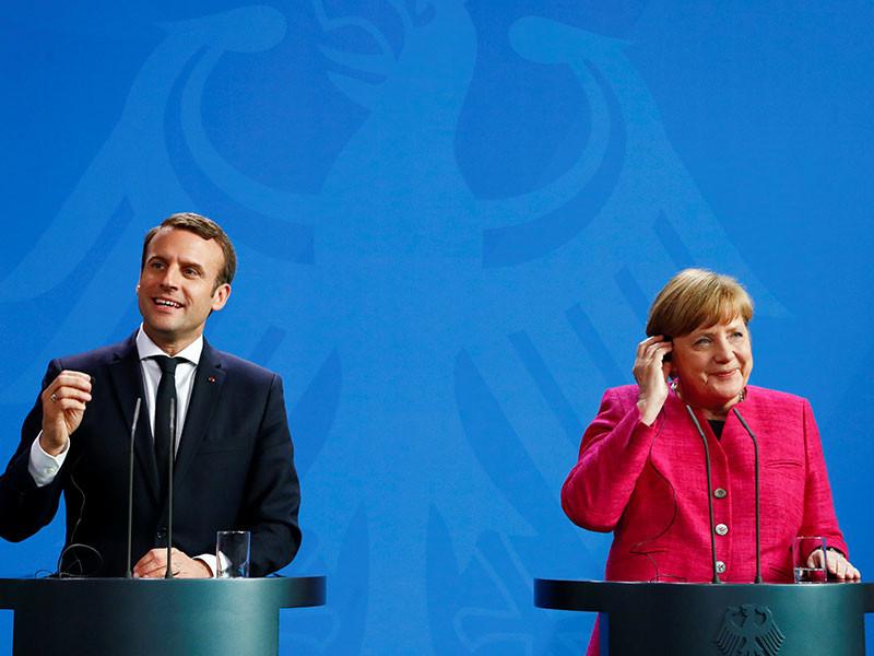 Новые власти Франции после победы на президентских выборах Эммануэля Макрона начнут работу над реформированием Евросоюза совместно со своими немецкими коллегами