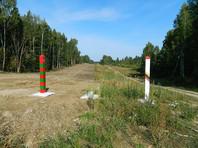 Литва приступила к строительству забора на границе с Россией