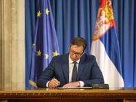 Правительство Сербии впервые возглавит открытая лесбиянка