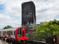 Число погибших и пропавших без вести в результате пожара в Лондоне увеличилось до 79