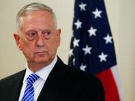 Министр обороны США Джеймс Мэттис