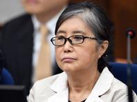 Суд приговорил подругу экс-президента Южной Кореи к трем годам тюрьмы